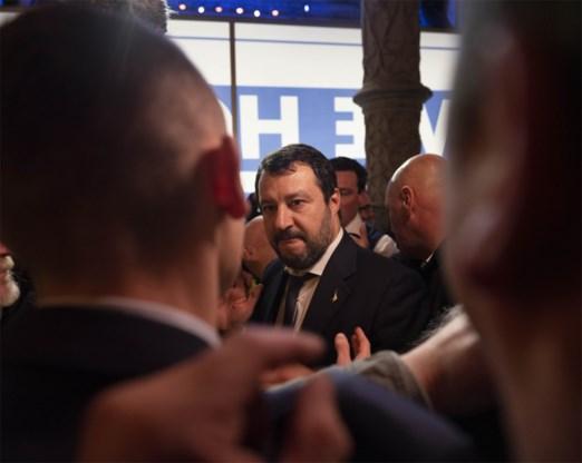 Matteo Salvini: 'Als ik opnieuw in de regering kom, doe ik exact hetzelfde'