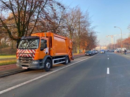 Verdacht voorwerp in Antwerpen blijkt oefengranaat