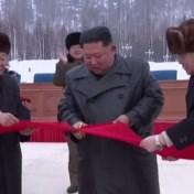 Kim Jong-un opent 'socialistisch paradijs'