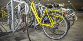 Protest tegen betalend maken van fietsparking aan Antwerpen-Centraal