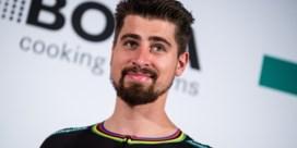 Peter Sagan zal in 2020 slechts zes maanden koersen, maar combineert wel Tour én Olympische Spelen