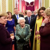 Kate in het groen, Melania kiest voor geel voor verjaardag Navo