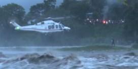 Keniaanse visser gered na drie dagen op eiland in kolkende rivier