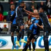 Club Brugge in beker pas na strafschoppen voorbij KV Oostende