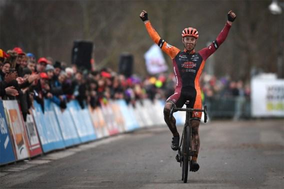 Titelverdediger Laurens Sweeck start dan toch in Essen