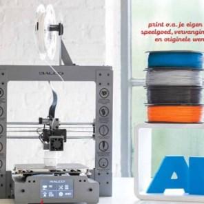 Is een 3D-printer van de Aldi een goed idee? En kan je er makkelijk mee aan de slag?