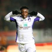 Anderlecht verjaagt crisis met kwalificatie in de beker tegen Moeskroen, blessure Kompany domper op feestvreugde