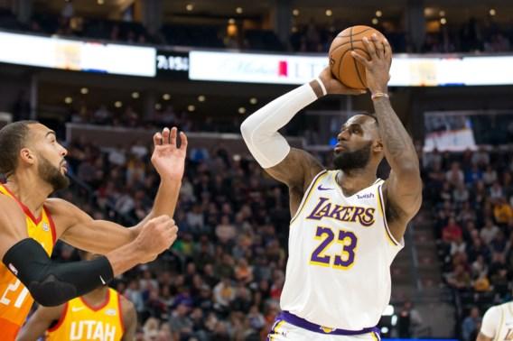 NBA. LA Lakers en Milwaukee Bucks verstevigen hun kopposities