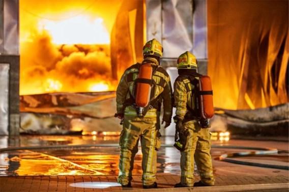 Bedrijfsbrand legt drugslab bloot: 'Zeer alarmerend'