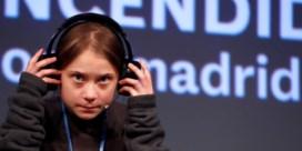 Greta Thunberg: 'We hebben veel bereikt, maar ook niets'