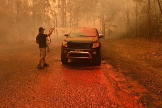 Australië, waar klimaat én klimaatdebat ontsporen