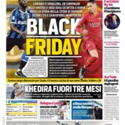 Ophef over 'Black Friday'-kop
