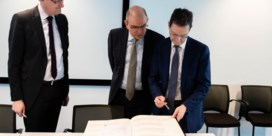 Project 'Modernisering Burgerlijke Stand' wint 'e-gov award'