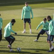 Real Madrid speelt uitzonderlijk in groene shirts als statement