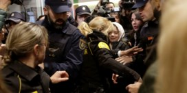 Greta Thunberg met nachttrein aangekomen in Madrid: 'Ik denk niet dat iemand me gezien heeft'