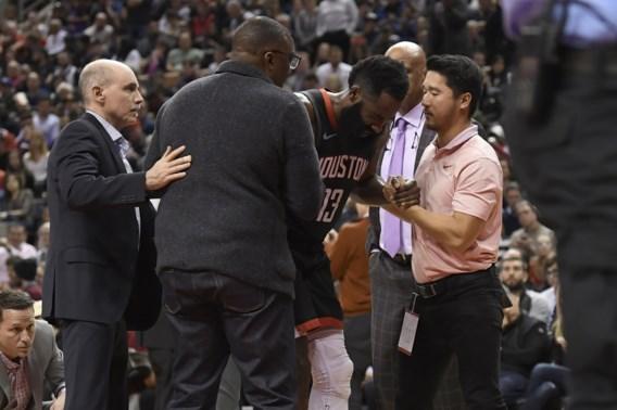 NBA. Houston haalt opgelucht adem na en klopt kampioen Toronto