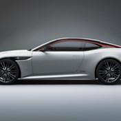 Op de beurs duwt Aston Martin het gaspedaal in