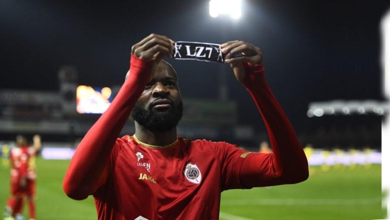 Antwerp weer tweede dankzij twee goals van zijn artiest