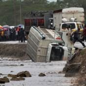 Honderdduizenden ontheemden door noodweer in Oost-Afrika