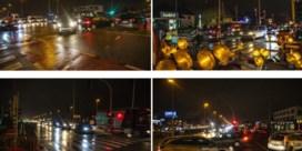 314 'zwarte' punten langs Vlaamse wegen