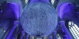 Beroemd maankunstwerk te zien in Mechelen