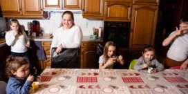 'Een kind zet je niet op dieet'