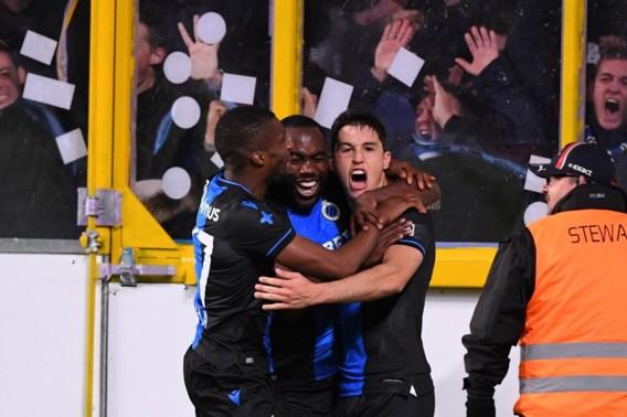 Club Brugge krijgt overwinning tegen STVV niet cadeau