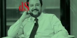 Politiek volgens Lega-leider Matteo Salvini, het rechtse boegbeeld dat vaak radicaal van standpunt verandert