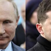 Kan groentje Zelenski de uitgekookte Poetin weerstaan?