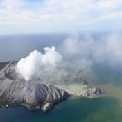 Zeker vijf doden bij vulkaanuitbarsting Nieuw-Zeeland