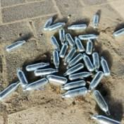 Lachgas verboden als roesmiddel in Nederland