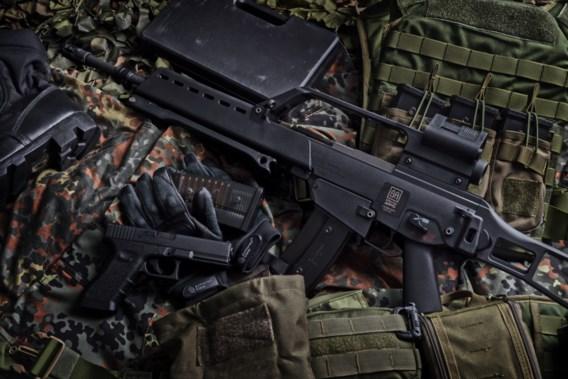Voor 380 miljard euro aan wapens verkocht in 2018
