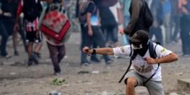 'Het traangas is het ergst. Mijn dochtertje hoest de hele nacht'