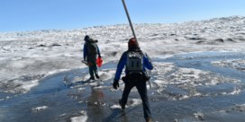 IJs op Groenland smelt zeven keer sneller dan eerder voorspeld