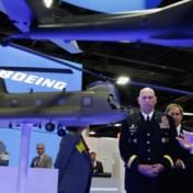 Wereldwijde wapenverkoop piekt, met VS op nummer een