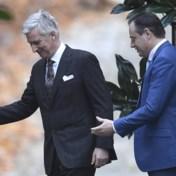 'Koning Filip heeft geen spiekbriefjes nodig'