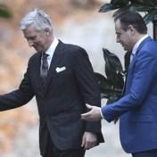 Wat gebeurt er na de handdruk van de koning? Een blik achter de paleismuren