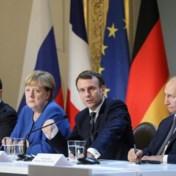 Zelenski en Poetin komen staakt-het-vuren overeen