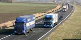 Gent krijgt 'Brexitparking' voor vrachtwagens