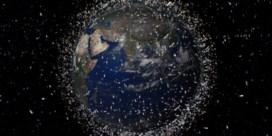 ESA bouwt ruimtestofzuiger