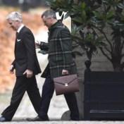 REGERINGSBLOG. Kersvers CD&V-voorzitter Coens op de koffie bij de koning