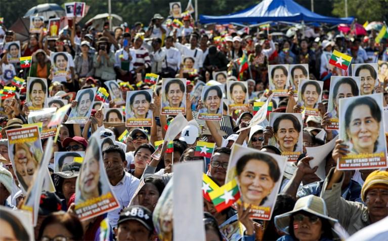 Nobelprijswinnares Aung San Suu Kyi verdedigt Myanmar tegen genocideklacht in Den Haag