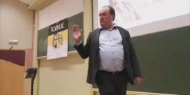 KVHV gaat in beroep tegen schorsing wegens lezing Hoeyberghs