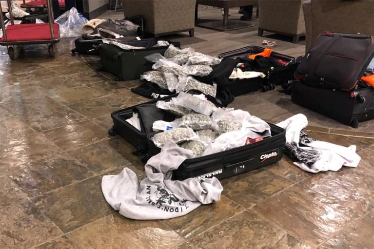 Drugs en wapens aangetroffen op privéjet Juice Wrld