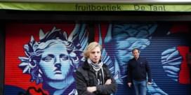 Gent geeft gratis spuitbussen aan graffitiartiesten