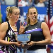 Geen prijs voor Elise Mertens op WTA Player Awards