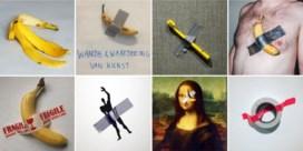 Een banaan van 120.000 dollar: 'Vernietigender wordt kunstkritiek niet'
