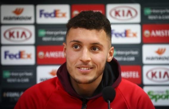 """Standard-middenvelder Selim Amallah geeft hoop op kwalificatie niet op: """"In voetbal is alles mogelijk"""""""