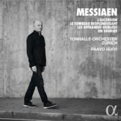 Messiaen: orkestwerken. Tonhalle-Orchester Zürich o.l.v. Paavo Järvi