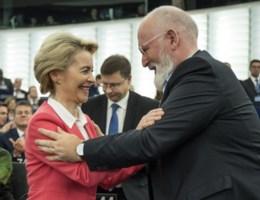 Europese Commissie stelt ambitieus klimaatplan voor: 'Hele continent moet gemobiliseerd worden'